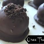 Oreo Truffles – Pure Indulgence