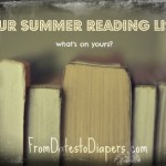 Our Summer Reading List