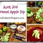 Aunt Jo's Caramel Apple Dip