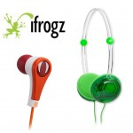iFrogz Animatones Earbuds and Headphones
