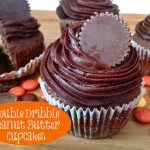 Double Dribble Peanut Butter CupCakes