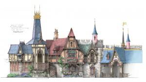 DL fantasy faire sketches