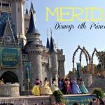 Merida's Induction Into the Disney Princess Royal Court at DisneyWorld {Video}