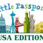 Travel With Little Passports {without ever having to leave your home!}