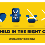 It's Child Passenger Safety Week