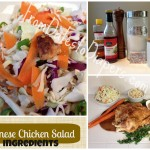 Chinese Chicken Salad {recipe}