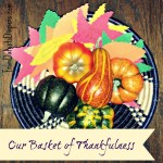 Our Basket of Thankfulness
