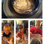 Homemade Cookies 'n Cream Ice Cream
