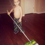 Keep Your Floors Clean with Swiffer