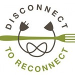 #Disconnect2Reconnect :: Unplugging at the Table
