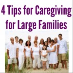 Large Families :: Caregiving