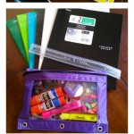 {Back to School} Supplies