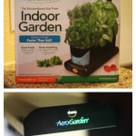 Give the Gift of an Indoor Garden {AeroGarden Review Part 1}