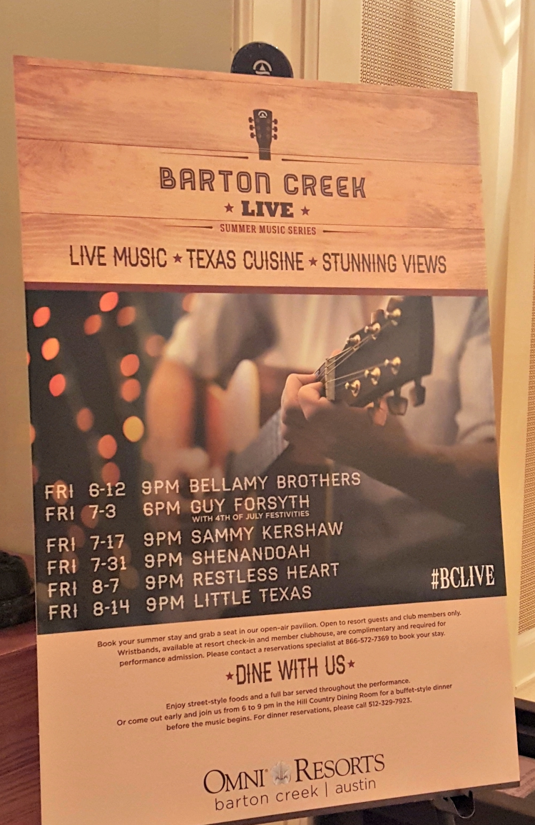 Barton Creek LIVE