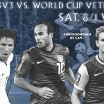 Wanna Play 3v3 with the Top U.S. Goal Scorer of All Time, Landon Donovan?