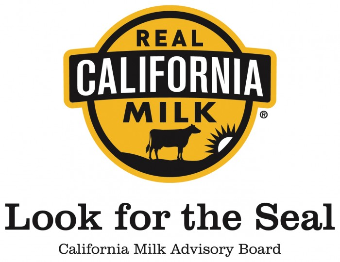 Choose Real California Milk - Look for the Seal