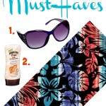 Fun in the Sun :: Summer Must-Haves for Mom AND Kids