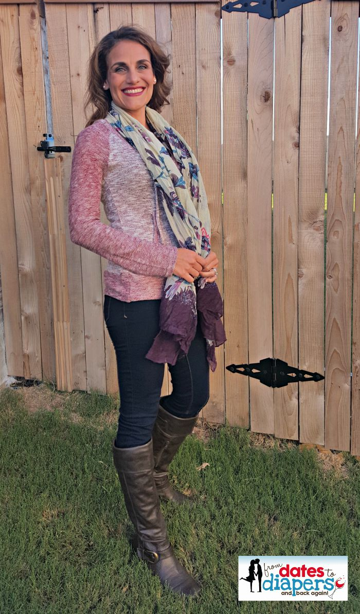 Fall-inspired outfit