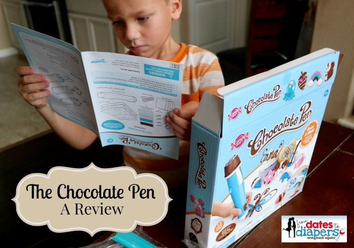 The Chocolate Pen - A Review