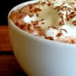 Kid-Friendly Red Velvet Hot Chocolate