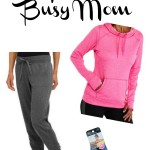 Active Fashion for the Busy Mom