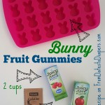 2 Ingredient Juicy Fruit Gummies {recipe}
