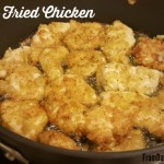 Ranch Fried Chicken Strips {Recipe}