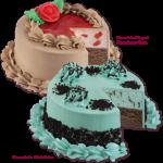 Baskin-Robbins Valentine's Day Cakes