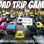 Heading Out On The Open Road?  Not Without These Road Trip Games