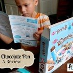 Chocolate Pen from Candy Craft {Review}