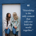 Thoughts On Friendship